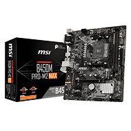 MSI B450M PRO-M2 - Motherboard
