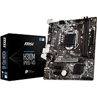MSI H310M PRO-VD - Motherboard