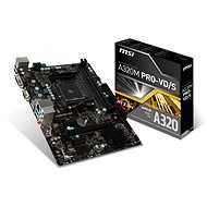 MSI A320M PRO-VD/S - Motherboard
