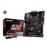 MSI MPG X570 GAMING PLUS - Motherboard