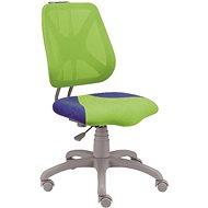 ALBA Fuxo grün/blau - Stuhl für Kinder