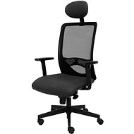ALBA Duck - Schreibtischstuhl - schwarz/grau - Bürostuhl