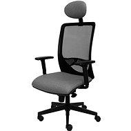 ALBA Duck - Schreibtischstuhl - grau - Bürostuhl
