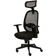 ALBA Mandy - Schreibtischstuhl - schwarz - Bürostuhl