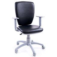 ALBA Torino schwarz - Werkstatt-Stuhl