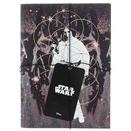 STAR WARS Darth Vader und Leia - Notebook (2x) - Notizbuch