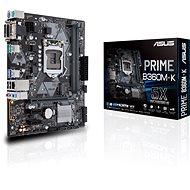 ASUS PRIME B360M-K - Motherboard