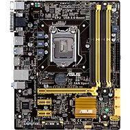 ASUS B85M-G - Motherboard