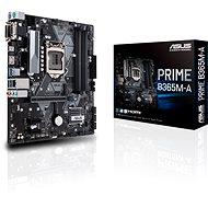 ASUS PRIME B365M-A - Motherboard