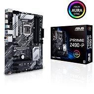 ASUS PRIME Z490-P - Motherboard