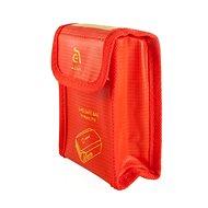 Adam FLEET - feuerfeste Tasche für DJI MavicPro Batterien - rot - Zubehör