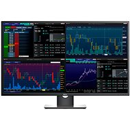 "43"" Dell P4317Q Multi-Client - Großformat-Display"