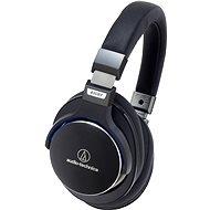Audio-Technica ATH-MSR7BK Schwarz - Kopfhörer mit Mikrofon