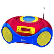 AEG SR 4363 CD - CD-Player