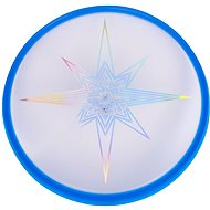 Aerobie Skylighter Glänzende Frisbee 30 cm - blau - Frisbee