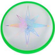 Aerobie Skylighter Svítící Frisbee 30cm - zelená - Frisbee