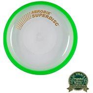 Aerobie Superdisc 25cm - zelená - Frisbee