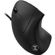 Eternico Wired Vertical Mouse MDV100 für Linkshänder schwarz - Maus