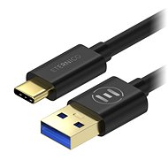 Eternico USB-C 3.1 Gen1 AluCore 2m Schwarz - Kabel