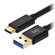 Eternico USB-C 3.1 Gen1 AluCore 2m Schwarz - Datenkabel
