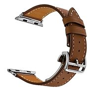Eternico Apple Watch 38mm Leather Strap Brown - Armband
