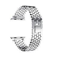 Eternico 38mm / 40mm Metal Band Silver für Apple Watch - Armband