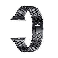 Eternico 38mm / 40mm Metal Band Black für Apple Watch - Armband