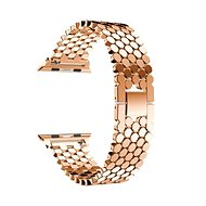 Eternico Apple Watch 38mm Metal Band Rose Gold - Armband