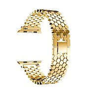 Eternico Apple Watch 42mm Metal Band Gold - Uhrband