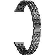 Eternico Apple Watch 42mm Metal  Black - Armband