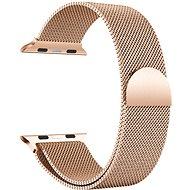 Eternico 38mm / 40mm / 41mm Elegance Milanese pro Apple Watch Roségold - Armband
