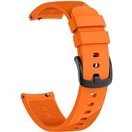 Eternico Garmin Quick Release 20 Silikonarmband orange - Armband