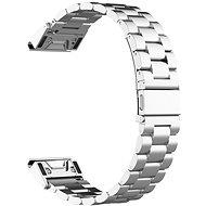 Eternico Garmin Quick Release 20 Edelstahlarmband Silberfarben - Armband