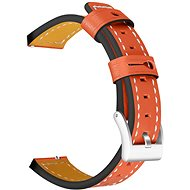 Eternico Garmin Vivoactive 3 Echtes Lederarmband Braun - Armband