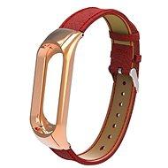Eternico Mi Band 3 Litchie Red - Armband