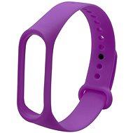 Eternico Mi Band 3 Basic Purple - Armband