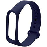 Eternico Mi band 3 Basic Dark Blue - Armband