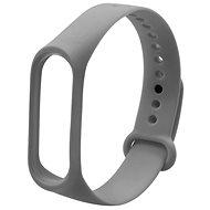 Eternico Mi band 3 Basic Dark Grey - Armband