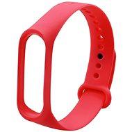 Eternico Mi Band 3 Basic Red - Armband