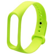 Eternico Mi band 3 Basic Pale Green - Armband