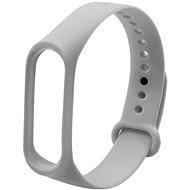 Eternico Mi Band 3 Basic Grey - Armband