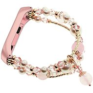 Eternico Mi Band 2 Agate Pink - Armband