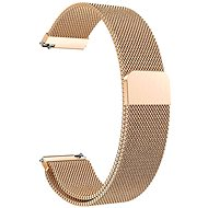 Eternico Samsung Quick Release 20 Milanese Armband Roségold - Armband