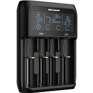 AlzaPower USB Battery Charger AP450B Ladegerät - Akku-Ladegerät