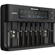 AlzaPower Battery Charger AP820B Ladegerät - Akku-Ladegerät