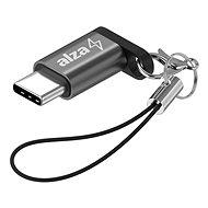 AlzaPower Schlüsselanhänger USB-C - Micro USB - Adapter