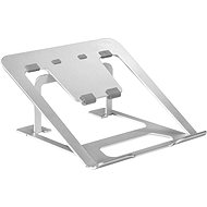 AlzaErgo Stand LS120 Silber - Kühlende Laptop-Unterlage