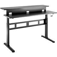 AlzaErgo Table ET3.1, schwarz - Tisch