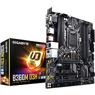 GIGABYTE B360M-D3H - Motherboard
