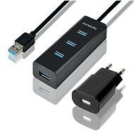 USB Hub AXAGON HUE-S2BP 4-Port USB 3.0 CHARGING Hub